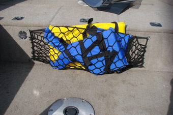 Expandable Storage Net