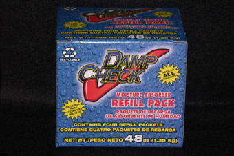 Damp Check Refill 48 oz