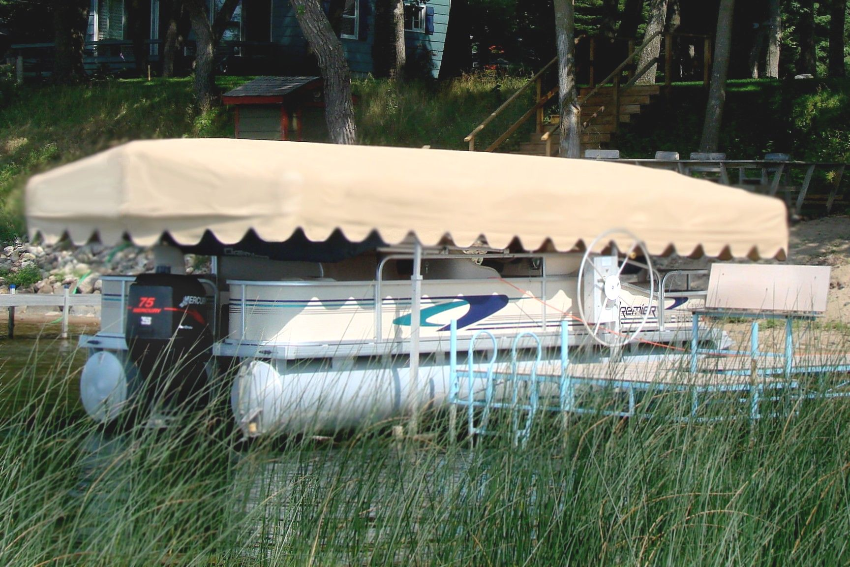 Hewitt Boat Lift Canopies Boatcovers Com